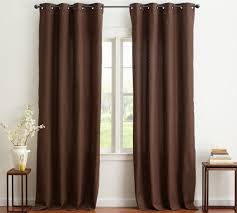 Jms Home Staging breaks the floor curtain style example