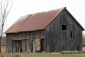 A great example of a local Ontario Barn